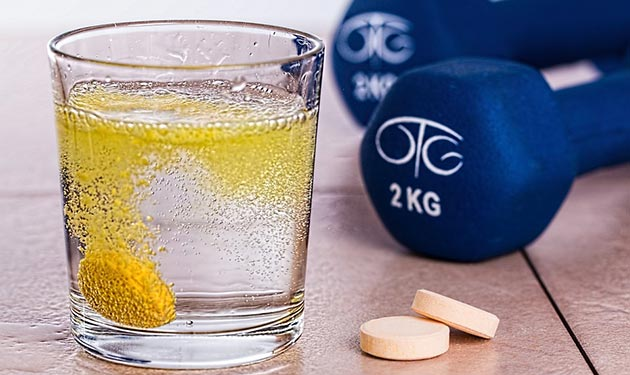 Natural supplements to include in your pre- and post-workout routine