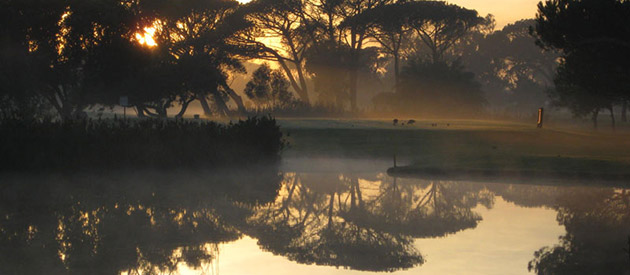 MOWBRAY GOLF CLUB - Cape Town